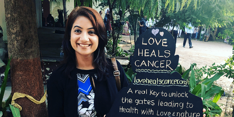After losing her husband to cancer, this IIM alumnus is