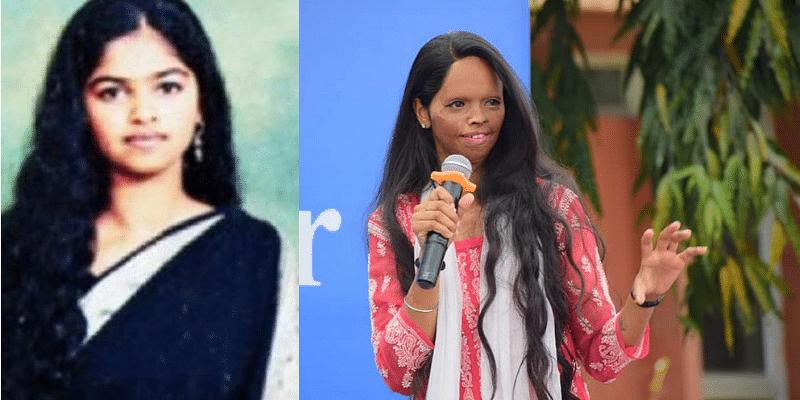 How acid attack survivor Laxmi...
