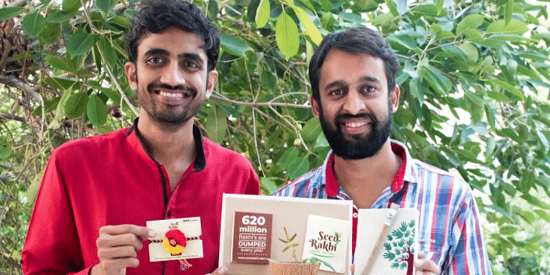 Gift a rakhi, plant a tree: this Jaipur startup is urging