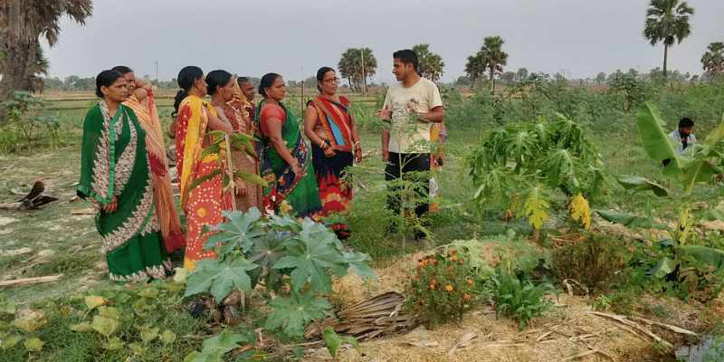 This organisation is helping farmers in Bihar boost their income