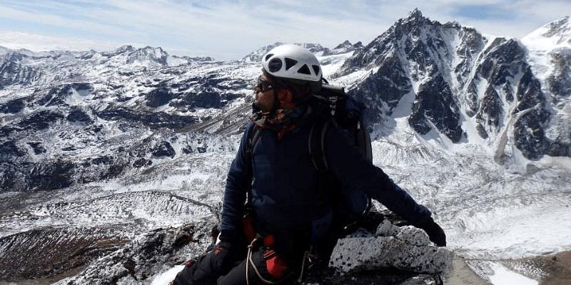 Ravindra, Everest, IAS officer