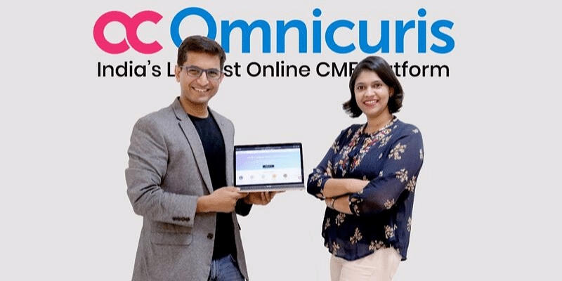 Co-founders of Omnicuris