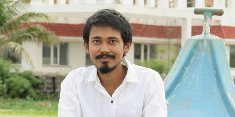 Brahmaputra Fables founder Dhruba Jyoti Deka