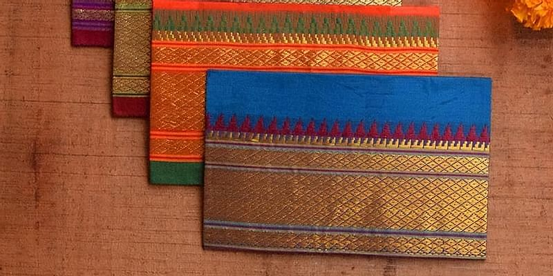 Cloth postcard by Ba No Batwo