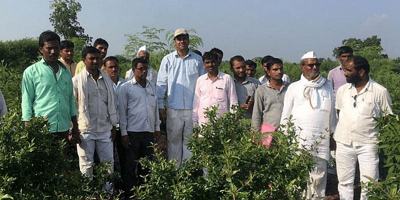 Farmers on TBOF