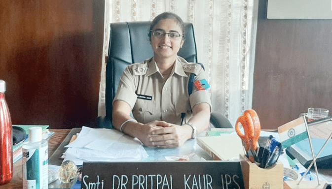 Dr Pritpal Kaur