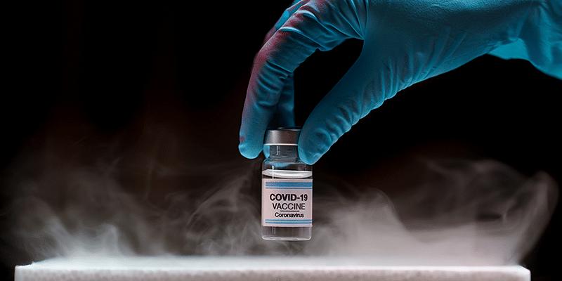 Cold chain vaccine