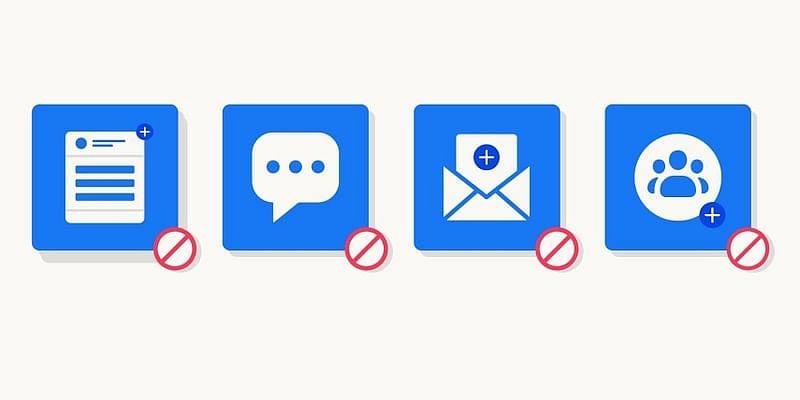Facebook new member restrictions