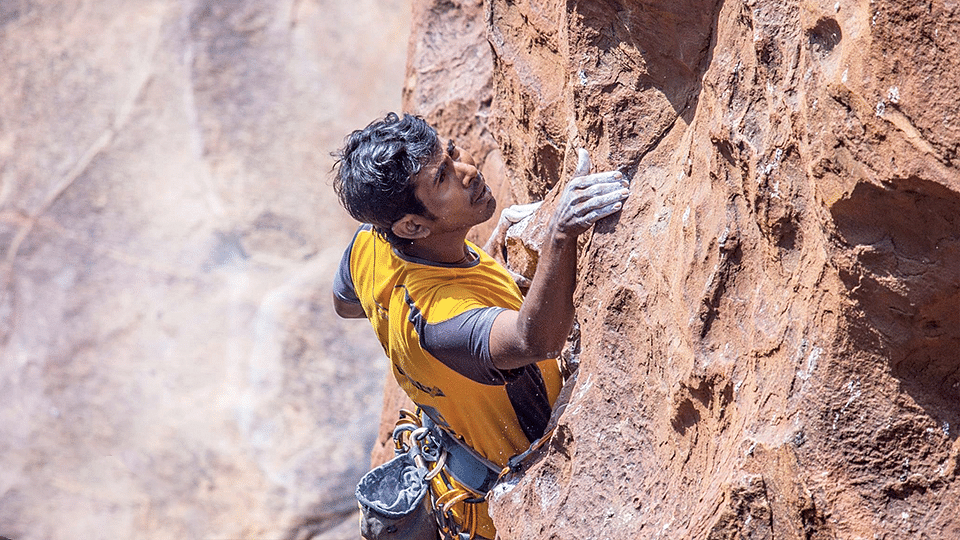 Weekend high: Go rock climbing in Badami for some new adventures - YourStory