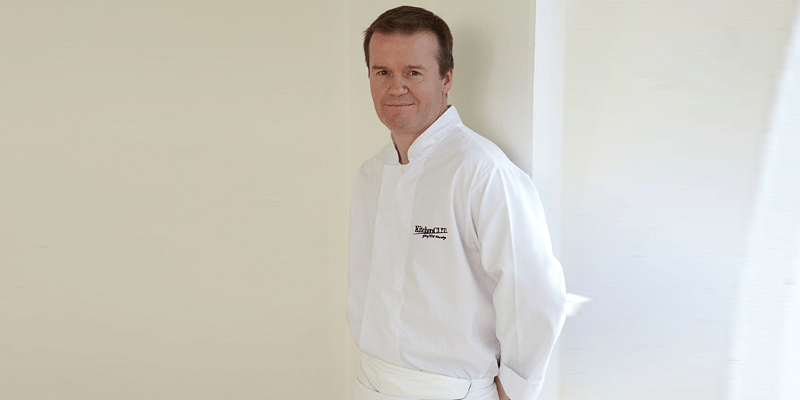 Making A Dish Look Pretty Should Be Secondary John Wood Michelin Star Chef And Founder Of Kitchen Cut
