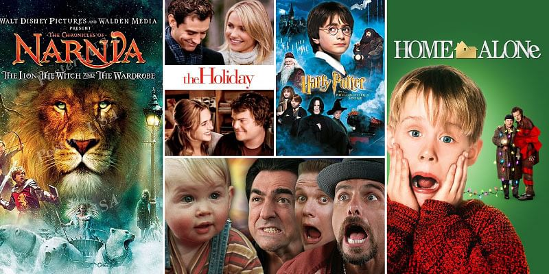 Alone home for Christmas?  Here are some movies to welcome the festive merriment