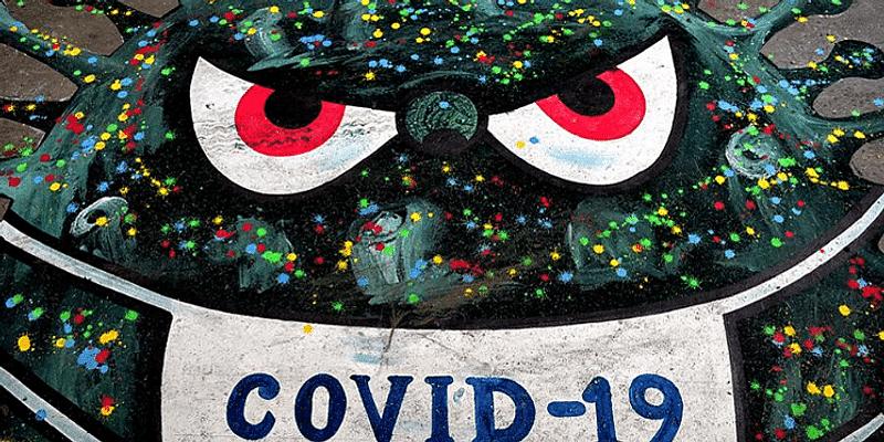 Coronavirus Murals [19659061] Coronavirus Street Art à Jaipur, Inde (Crédit d'image: Anadolu Agency, Getty Images) </p></figcaption></figure><p> À Jaipur, en Inde, une laide particule de coronavirus monstrueux vert a été peinte dans la rue pour avertir les gens de la situation et les effrayer avec ses méchants yeux rouges afin de les garder à l'intérieur. </p></div><p><b> Vous voulez rendre votre parcours de démarrage fluide? YS Education propose un cours complet de financement et de démarrage. Apprenez des meilleurs investisseurs et entrepreneurs de l'Inde. Cliquez sur <a href=