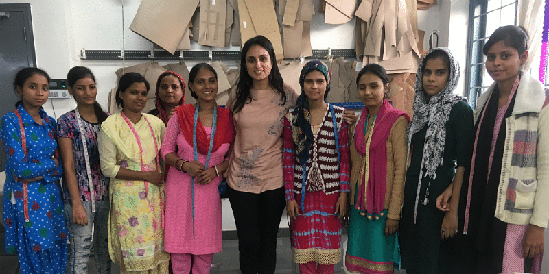 Delhi-based MasterG aims to weave the dreams of marginalised women