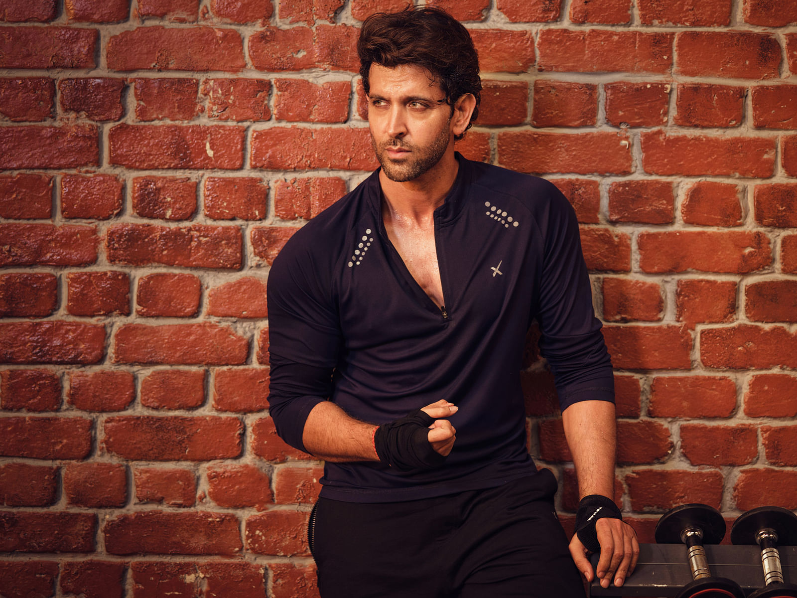 Hrithik Roshan's fitness advice - 'Strive to become the best