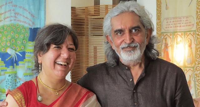 Seema Agrawal and Kaushik Rajani