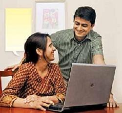 Anuradha & Dhimant Parekh