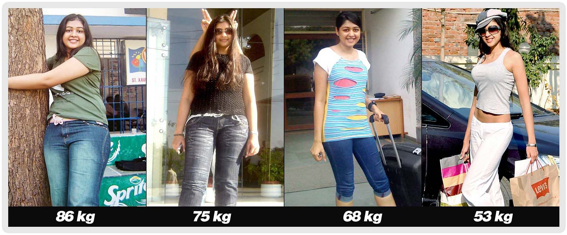 She Lost 33Kgs In A Year And Is Now Guiding People To Stay