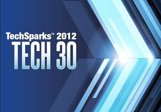 TechSparks 2012 TECH30