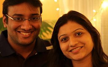 Adit & Sakshi Gupta