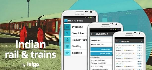 iXiGO launches android app for Indian trains search
