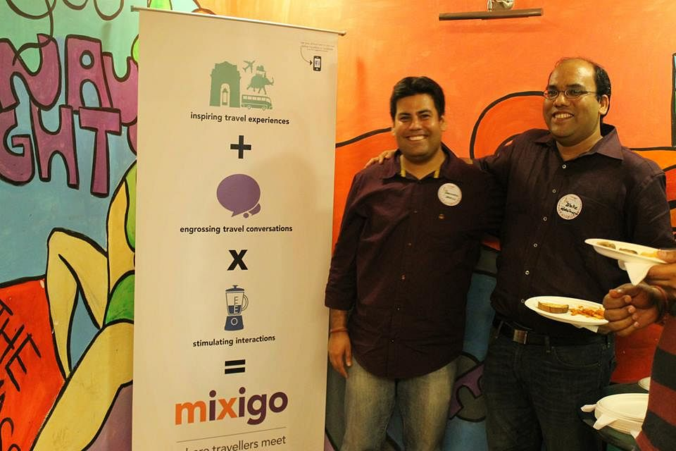 ixigo goes offline with mixigo a community for travelers