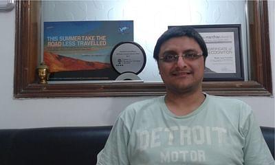 Sandeep Sandhar - Founder, Road Less Traveled