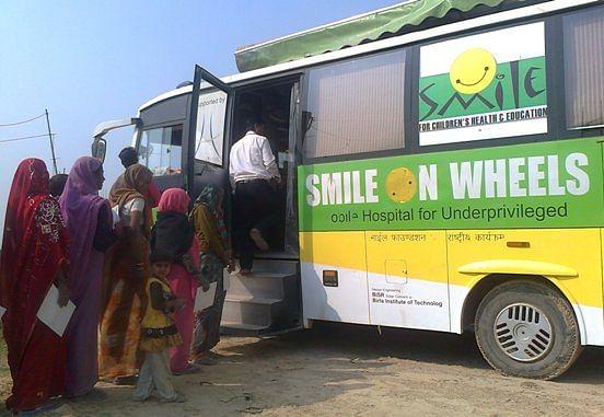 Smile on Wheels