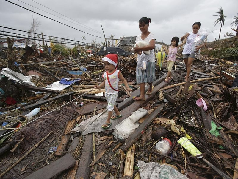 10 Stories From The Philippines Typhoon That Will Restore Your Faith In Humanity