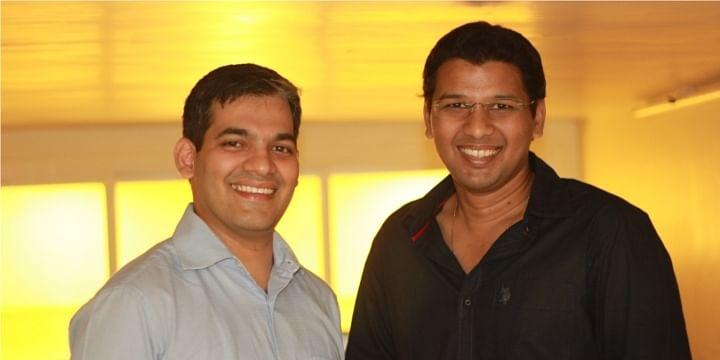 Prasad Shahane and Jayesh Sawant