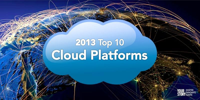Top 10 Cloud Platforms of 2013 - A year in review