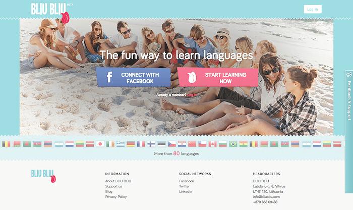 Bliu Bliu | Learn Languages The Smart Way! :)