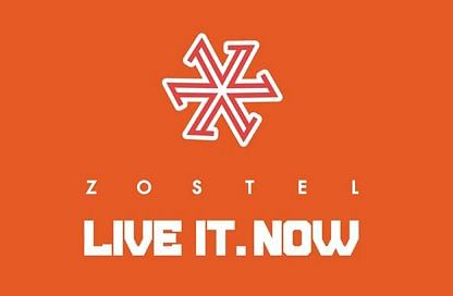 Image result for zostel logo
