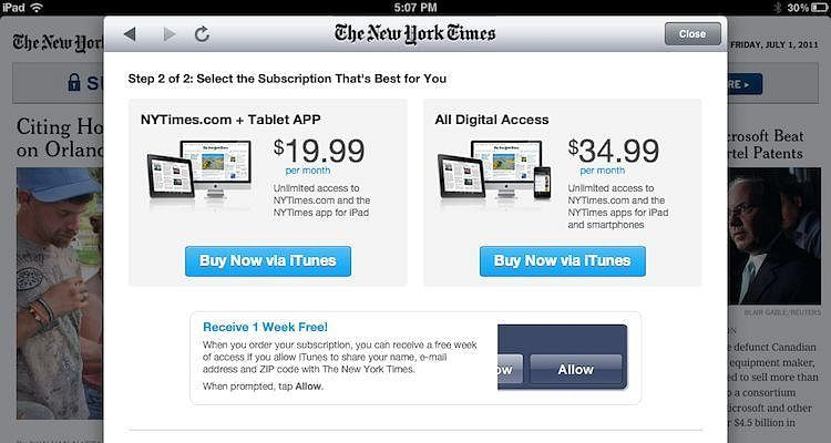 NYtimes_Subscription