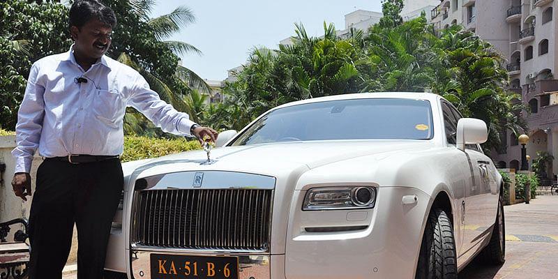Rolls Royce Barber