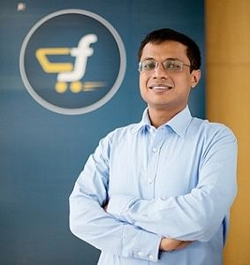 Sachin Bansal, flipkart co-founder