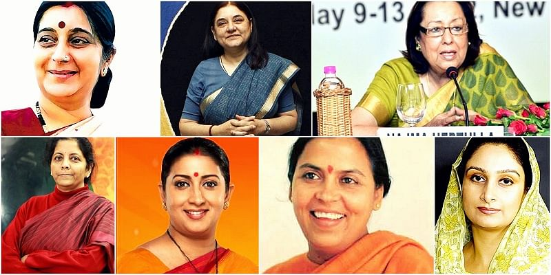 How well do you know these 7 women ministers in the new Indian