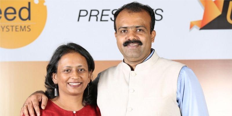 Deepa and Anil Thomas