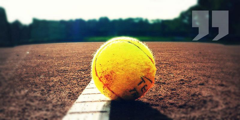 Top 40 Tennis Quotes Championship Victory Passion And