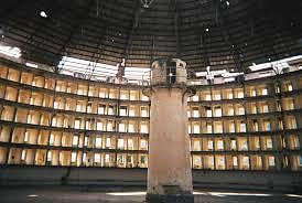 Jeremy Bentham's Panopticon: The power of 'Mind over mind'