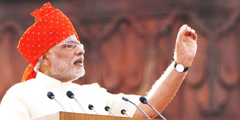 Why Narendra Modi's Independence day speech was historical