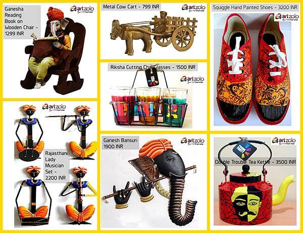 Crafts at ArtZolo.com