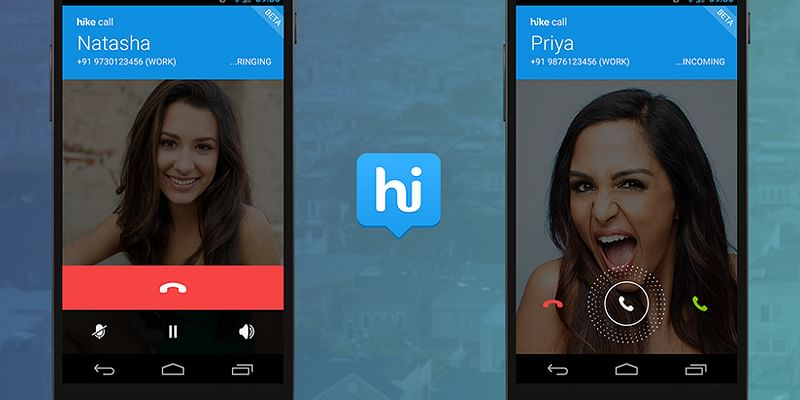 Hike messenger introduces free voice calling