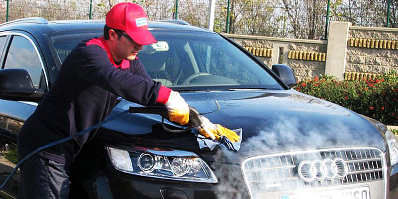 This Startup Can Wash Your Car In Under Three Liters Of Water