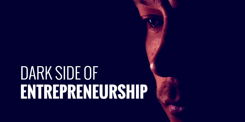Is depression a well guarded secret in the startup world?