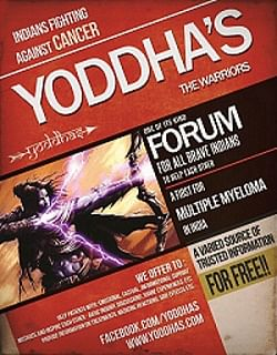Yoddhas Poster