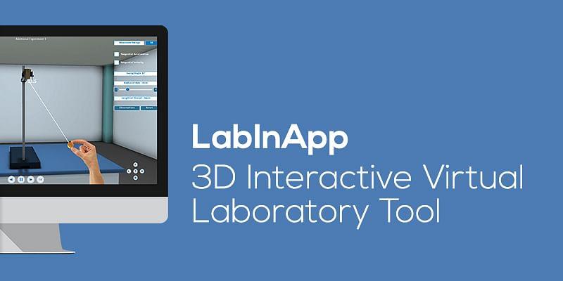 Virtual Stimulation startup LabInApp