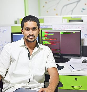 Ismathullah Aman, Awesome Startup Employee from Foradian Technology.