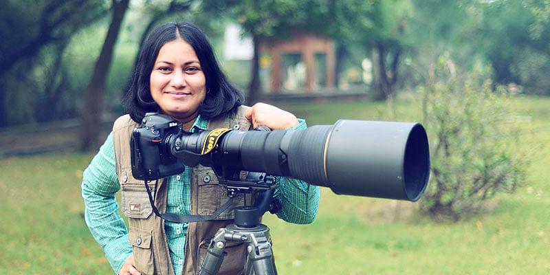 Rathika Ramasamy indian wildlife photographer