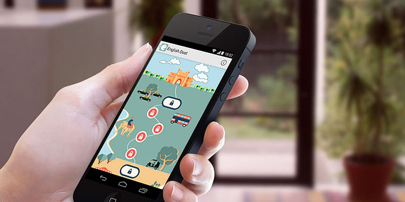 Award-winning app, English Dost helps small towns learn the
