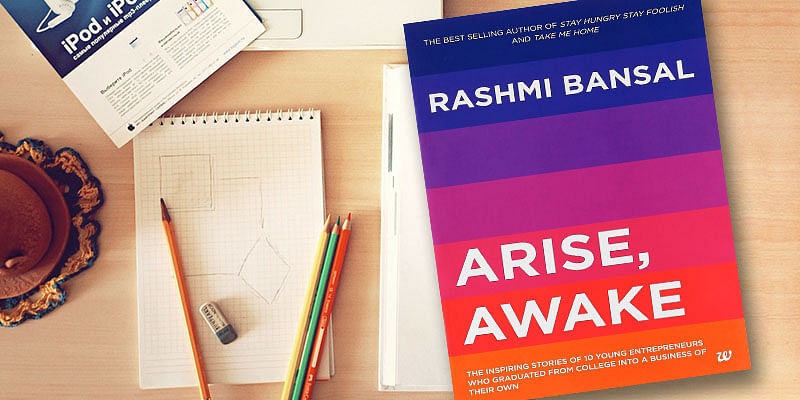 Arise Awake Book By Rashmi Bansal